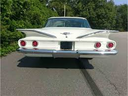 1960 Chevrolet Biscayne 2 Door Post for Sale | ClassicCars.com ...