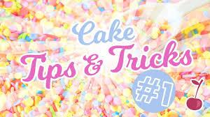 Cake Decorating Tips Tricks For Beginners Volume 1 Cherry Basics