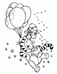 Small Picture Coloring Pages Black And White Winnie The Pooh Google Search Baby