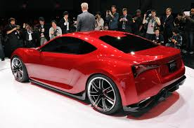 Scion FR-S Concept – another Toyota FT-86 rendition |