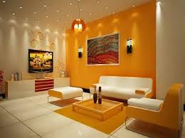 ... Exquisite Paint Living Room Two Colors Tittle ...