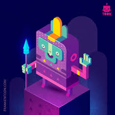 Made With Affinity Designer Burbujo The Guardian Made With Affinity Designer On Behance
