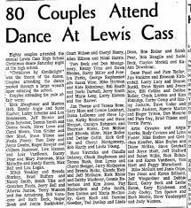 Rhonda Blinn, Don McRae, Dawn Rhodes Christmas Dance - Newspapers.com