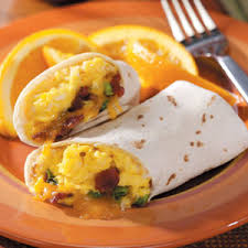 Image result for free images breakfast burrito on a plate