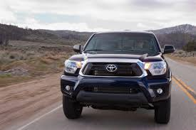 2012 Toyota Tacoma Gets a New Look and Enture System - autoevolution