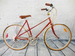 1974 motobecane super mirage mixte copper illusion plus