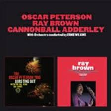 <b>Oscar Peterson</b> & Ray Brown - <b>Bursting</b> Out + Ray Brown with the All ...