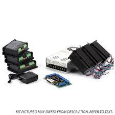 high torque stepper motor stepper motor driver stepper motor 3 axis nema23 cnc kit 48v 7 3a 570oz in