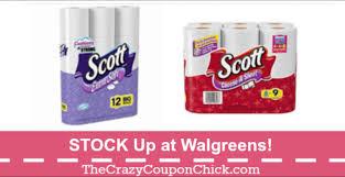 It S Back Scott Bath Tissue Paper Towels Stock Up At Walgreens