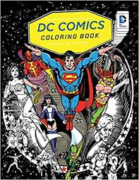 In part two of a better world, lex uses a power disruptor to stop the justice lords' superman from killing flash, then subdues the rest of the league's evil. Amazon Com Dc Comics Coloring Book 9781608878291 Insight Editions Books