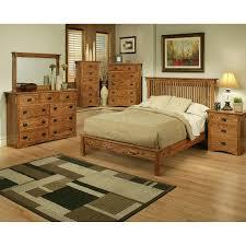 Queen Size Bedroom Suite Mission Oak Rake Bedroom Suite Queen Size