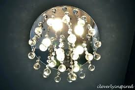 how to replace a chandelier with recessed light ceiling 5 install lighting chandelie