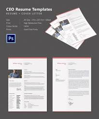Ceo Resume Template Download Best of CEO Resume Template 24 Free Samples Examples Format Download