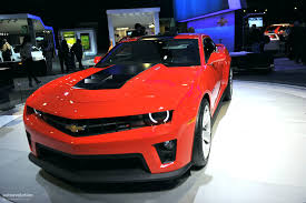 All Chevy chevy cars 2011 : NYIAS 2011: Chevrolet Camaro ZL1 [Live Photos] - autoevolution