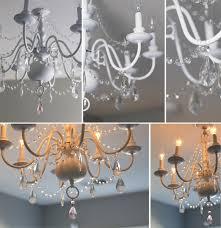 diy crystal chandelier vintage in designing home inspiration with 19 crystals
