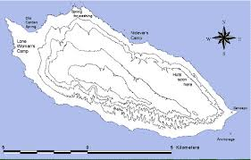 island of the blue dolphin internet hunt map of island island of the blue dolphin