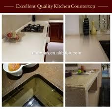 Snow White Quartz Stone Mirror White Quartz Stone Kitchen Countertop