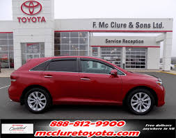 Used 2013 Toyota Venza XLE in Grand Falls - Used inventory ...