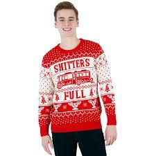 National Lampoon Vacation Shitter\u0027s Full Sweater