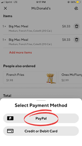 Doordash red card activation is fairly simple. Does Doordash Accept Paypal View The Answer Growing Savings