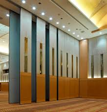 interior gorgeous partition wall as room divider combine with brown intended for astounding portable walls