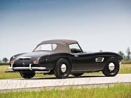 BMW 507 TS Roadster specs - 1955, 1956, 1957, 1958, 1959 ...