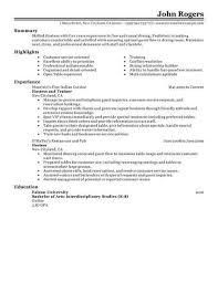 Restaurants Resume Examples Hostess Resume Examples Server Resume Restaurant Resume