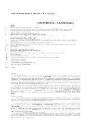 essays on human rightsissue of human rights in   issue of human rights in pakistan     a