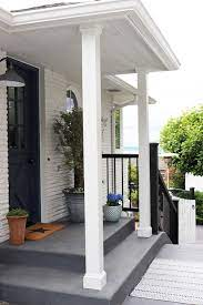 to paint your concrete steps or patio