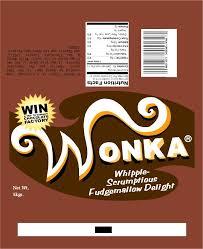 wonka chocolate bar wrapper. Fine Chocolate Wonka Wrapper Fudge By Jenggakun For Chocolate Bar Wrapper O
