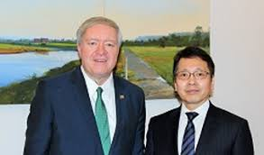 Iwate Prefectural University Thanks OHIO for Tsunami Relief, Collaboration  - Ohio University | College of Arts & Sciences