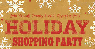 Kendall County Special Olympics Holiday Shopping Party
