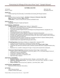 Best Art Teacher Resume Example Elementary Of A New Format Others