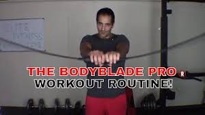 Body Blade Workout Chart Bodyblade Total Results Fitness Program W Dvd Chart Guide