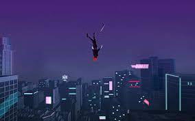 Into the Spider-Verse 4K Wallpaper #16