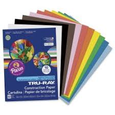 Pacon Tru-Ray <b>Construction Paper</b> | BLICK Art Materials