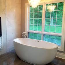 66 x 36 acrylic freestanding bathtub