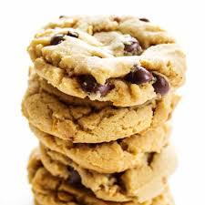 peanut butter chocolate cookies. Beautiful Peanut In Peanut Butter Chocolate Cookies