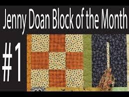 430 best Missouri Star Quilt Company images on Pinterest ... & Jenny Doan Block of the Month (BOTM) Missouri Star Quilt Company tutorials Adamdwight.com