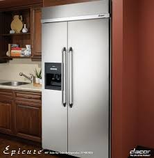 kitchenaid 48 refrigerator. Kitchenaid 48 Refrigerator Lovely Inch Built In Reviews Daltonaux E