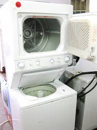 Gas Washers And Dryers Used Frigidaire Stacked Washer Gas Dryer System