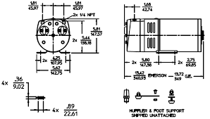 gast 0523 rotary vane septic air pump (gast 0523 101q sg588dx Septic Tank Pump Wiring Diagram Septic Tank Pump Wiring Diagram #81 wiring diagram for septic tank pump and alarm