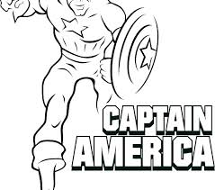 Marvel Heroes Coloring Pages Marvel Superheroes Free Coloring Page