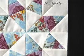 Texas Star Quilt Block - Free Paper Piecing Pattern - 13 Spools &  Adamdwight.com