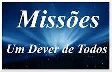 Resultado de imagem para Curso de Missões