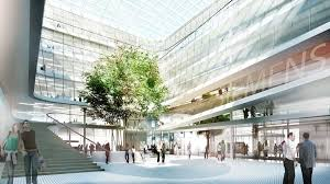 google office munich. Siemens Munich Headquarters HQ Google Office