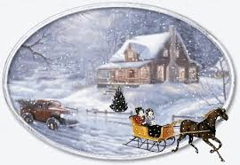 Animated Snow Scenes Winter Scene Christmas Photo 26916234 Fanpop