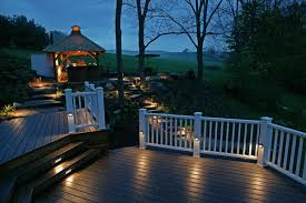 diy deck lighting. Perfect Lighting The Right Lighting Placement Can Transform The Ordinary Into  Extraordinary These And Other Quotbrightquot Ideas Be Found At U2026 For Diy Deck Lighting L