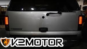 K2 MOTOR INSTALLATION VIDEO: 2000 - 2006 CHEVY TAHOE GMC YUKON LED ...