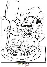 Kleurwedstrijd Italiaans Restaurant Gusto